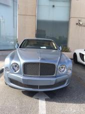 للبيع سيارة بنتلي مولسان موديل 2014