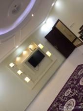 شقة مفروشة للايجار - شرق كوبري فلسطين