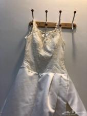 فستان زفاف بحالة ممتازة