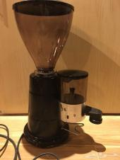 طاحونة قهوة اسبريسو