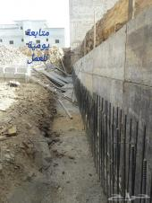 مشرف بناء وتشطيب ( سعودي) ابها - الخميس