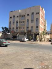 عمارة للبيع في حي بني حارثه