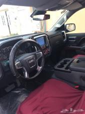 جي ام سي سييرا 2016 فل كامل Z71 بني محروق