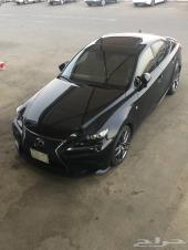 lexus is 350F