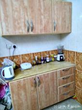 مطبخ الوميتال 2 وحدة مع رخامة