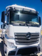 للبيع رؤوس شاحنات مرسيدس أكتورس موديل 2017
