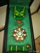 للبيع وسام الملك عبدالعزيز من الدرجة الثالثة