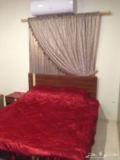 شقة مؤثثة ب1600 ريال شهريا جدة الصفا الشاكرين