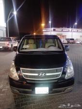 هونداي H1 2012 أسود للبيع