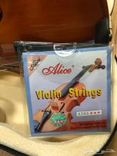 الة موسيقية ( كمان ) للبيع في جدة