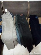 ملابس متنوعة