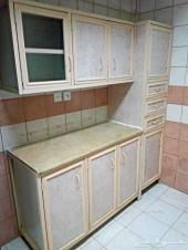 عندي مطبخ منزل مكرويف وفرن كهربائي جميع150