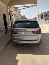 اخو الجديد فل كامل BMW X5m 2015