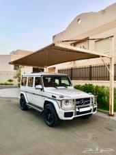 للبيع G63 2014 سعودي جفالي