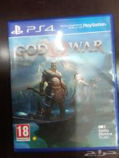 (God of War (PS4 جدة