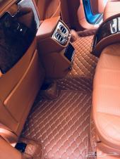 للسيارات دعاسات جلد فاخر للارضة