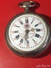 ساعة جيب ماركة روسكوف 1918