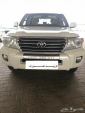 تويوتا جي اكس ار فل سعودي 2013