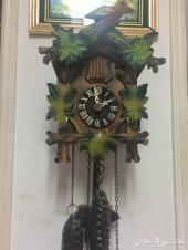 ساعة كوكو المانى حجم صغير