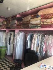 للبيع مغسله ملابس دخل ممتاز وموقع مميز