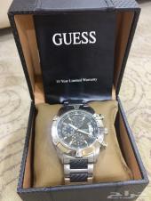 ساعة Guess