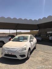 نيسان صني 2018 سعودي بسعر (35500 )جاهز بالاسم