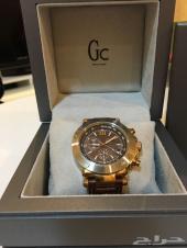 ساعة GC سويسرية فاخرة chronograph