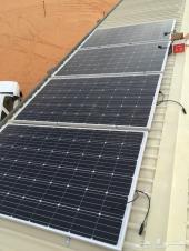 طاقة شمسية للكرفانات والمخيمات