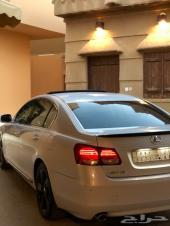 للبيع لكزس GS430 فل كامل سعودي وكاله