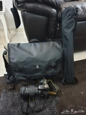 كاميرا احترافية نيكون Nikoon D55oo