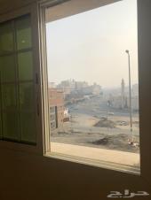 شقق عوائل للإيجار  بحي الشوقية بمكة