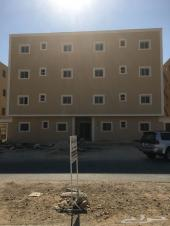 عمارة للبيع بحي عرقة مساحة 750م