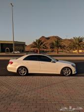 مرسيدس E350 2014 kit AMG الجفالي