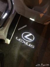 شعار لكزس -لاند كروزر- كامري للابواب