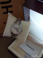 للبيع ساعة نسائية كارديال ماركة هوقو فخمه جدا