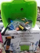 مضخة مويه لغسل سيارتك ضغط شديد وتنظيف قوي180