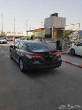 للبيع أو البدل كامري 2018 سعودي