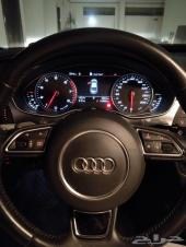 Audi A6 2014 للتنازل باقي 3 اقساط