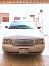 فورد فكتوريا سعودي ( توكيلات الجزيرة) 2011