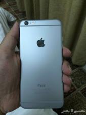 ايفون 6 العادي لون سلفر