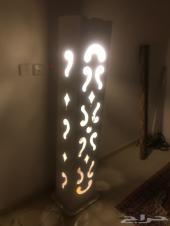 ديكور جبس مع إنارة LED - خميس مشيط