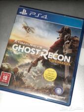 لعبة بلاي ستيشن 4 GHOST RECON WILDLANDS
