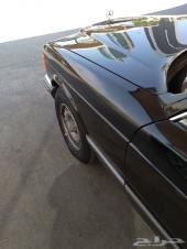 Mercedes Benz 500 SEL 1984