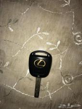 مفتاح لكزس ريموت