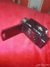 كاميرا تصوير فيديو عاليه الدقه وزوم قوي جدا