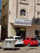 محل في موقع مميز حي الربوه جوار شارع ساري