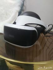 نظارات في VR لبلاستيشن 4  مع كاميرا محاكاها