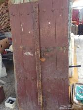 باب خشب تراث اثري نادر للبيع
