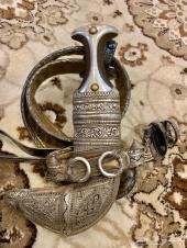 خنجر عمانيه قدبمه اصل و فصل زراف