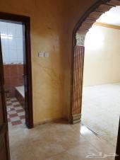 شقة دور ارضي 5 غرف مدخل مستقل